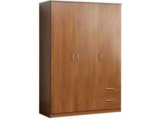 Three Door Wardrobe - Cupboard