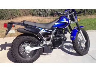 Yamaha TW 2015 2007