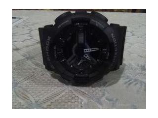 Casio Watch G-Shock Men's Dual Display Waterproof Ga-110