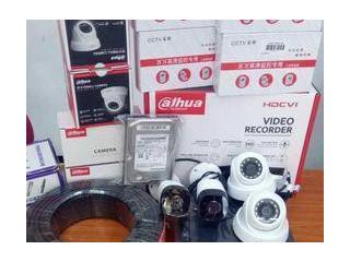CCTV Dahua 4CH Cam System