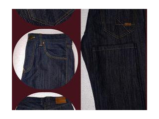 Factory out denim