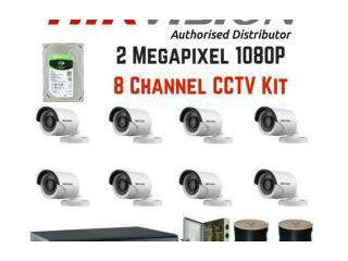 CCTV Security System sell & Installation(Networking