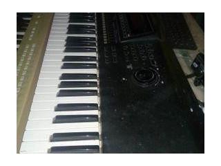Yamaha W7 Piano