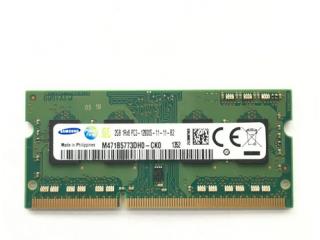 2GB DDR3 Laptop Ram PC3 1600GHz 12800S
