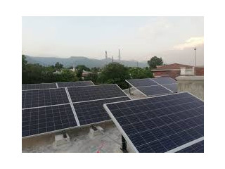 Solar System 5 Kw with Inverter