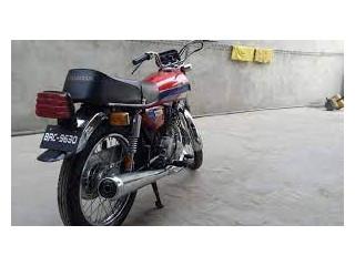 Honda CD 125 1990