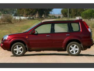 Nissan X-Trail 2003 2001