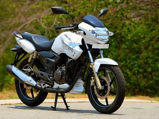 TVS Apache 2012