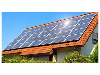 20 KW Solar Panel System -- UVA 212