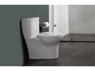 Commode with system