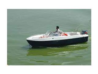 Fish Board & Engine