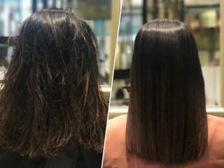 Hair Re-bonding