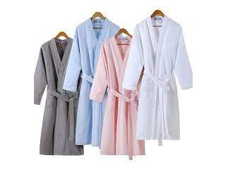 Bath Robe -Terry