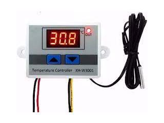 Incubator temperature controller W3001 220VAC