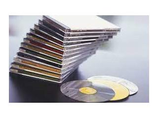 Music DVD Cd