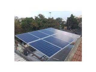 3 KW Solar Power System - UVA 220