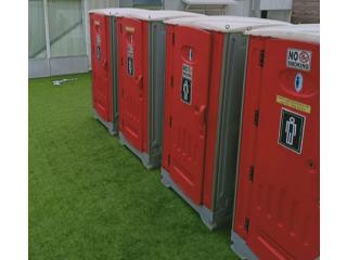 Mobile toilet supplier