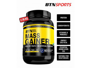 Muscle Mass Gainer-Body Building Supplement