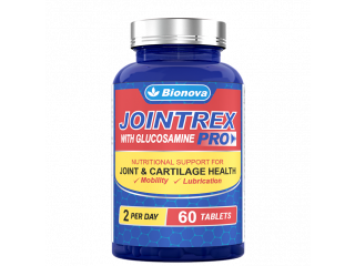 Vegetarian Glucosamine-Nutrition for healthy joints