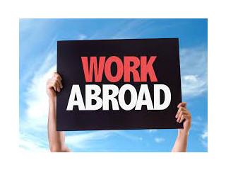 Work and Live in Australia, Canada, EU, U.S - Offered