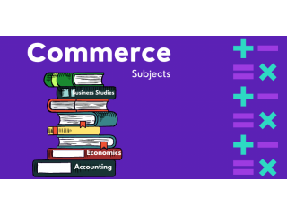 O/L and A/L Commerce subjects Maths tuition.