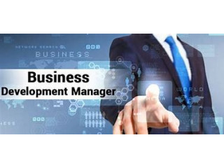 Business Development Manager - Offered