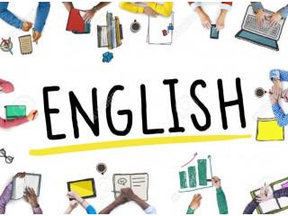 English Class Grade 1 - 5