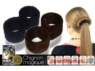Pack of two 'Hairagami' Bun Tails - For Sale