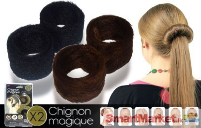 pack-of-two-hairagami-bun-tails-for-sale-big-0