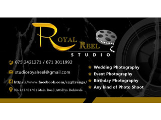 Wediing photography & videography