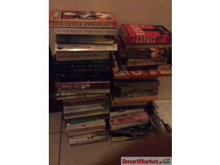 Used books - For Sale