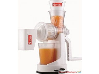 Nestwell Fruit & vegetable juicer deluxe - For Sale