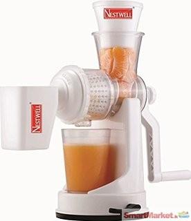 nestwell-fruit-vegetable-juicer-deluxe-for-sale-big-0