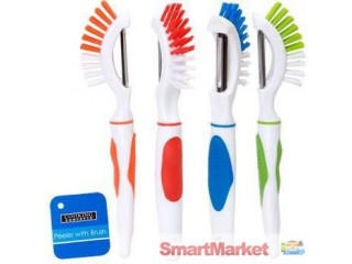 Vegetable Peelers with Brushes - For Sale