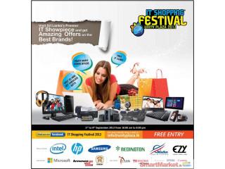 IT Shopping Festival - For Sale