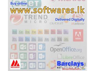 Buy Softwares online... - For Sale