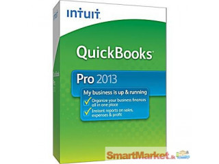 Quick Book Accounting Software - For Sale