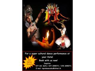 Sri Lankan Cultural Dance Show