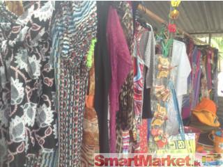 Galle Fort Flea Market - For Sale