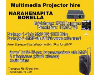 Multimedia & sounds