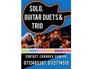 Classical and Flamenco Guitar Duets