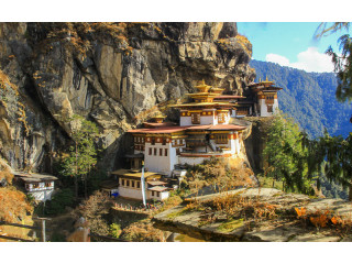 Tigers Nest - The Most Sacred Attraction in Bhutan