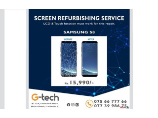 Iphone & Samsung Glass Refurbishment