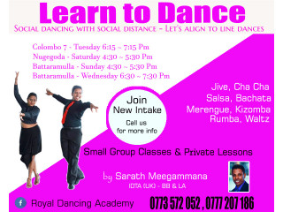 Learn to dance - Latin Party dance