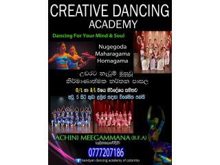 Kandyan dancing classes in Nugegoda