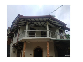 Spacious Upstairs House For Rent In Wattala (15min To Colombo)