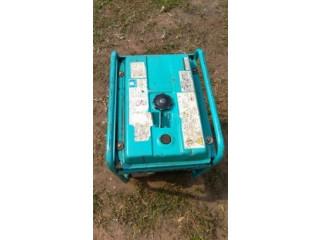 Japan generator 2.3