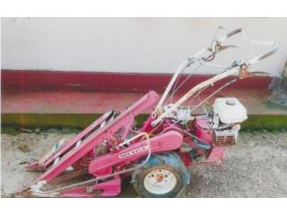 KUBOTA Harvesting Machine