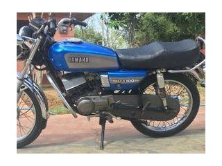 Yamaha RX 100 2002