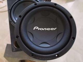 Pioneer 6inch Speakers